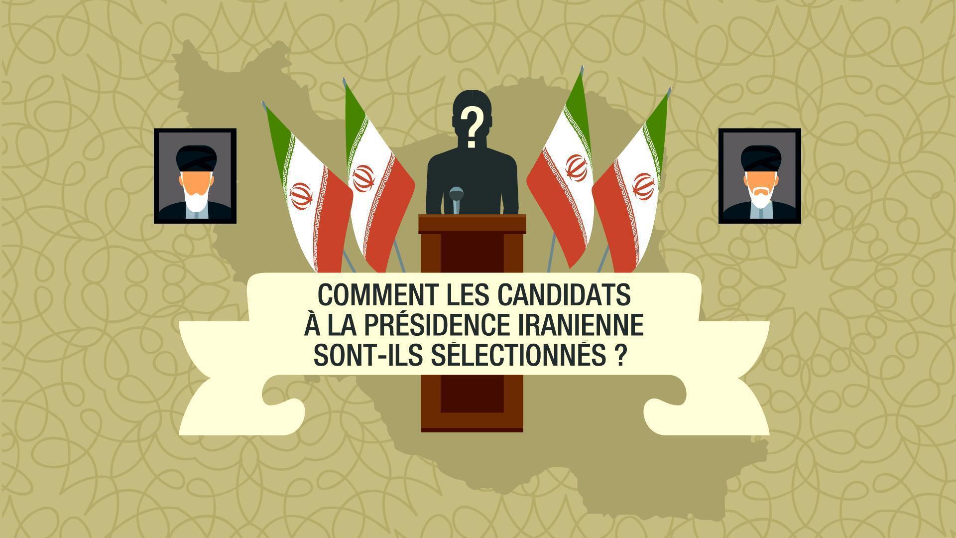 Sélection candidats présidentielle iranienne