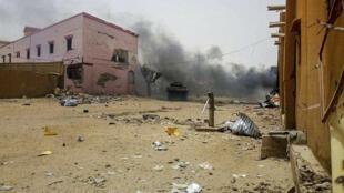"""Des soldats français de l'opération Barkhane ont été visés le 1er juillet par une attaque """"terroriste"""" à Gao au Mali."""