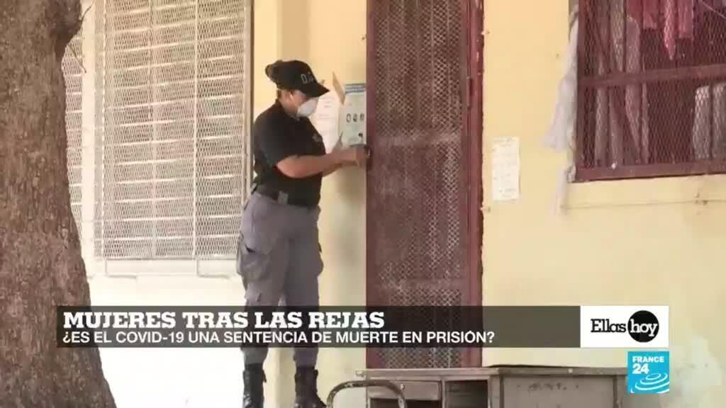 Mujeres en cárceles latinoamericanas