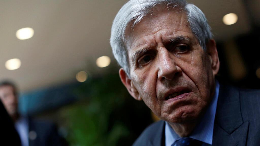 Augusto Heleno, futuro encargado del Gabinete de Seguridad Institucional de Brasil.