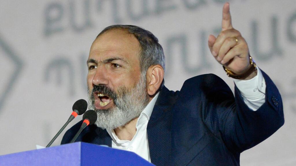 Arménie : le Premier ministre Nikol Pachinian joue son avenir politique dans les urnes