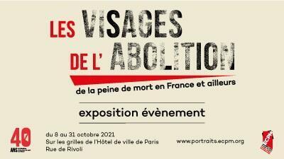 Exposition sur l'Abolition de la peine de mort