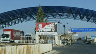 Le poste frontalier de Nassib était le dernier point de contrôle entre la Syrie et la Jordanie encore contrôlé par le régime Assad.