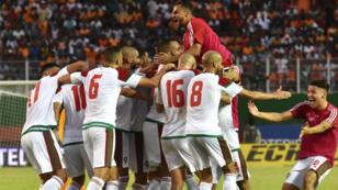 Le Maroc est qualifié pour la Coupe du monde 2018.