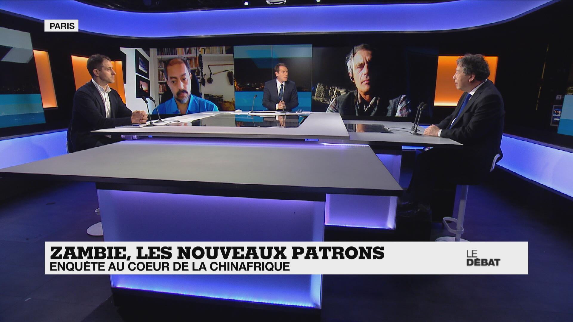 Le Débat de France 24 - lundi 29 mars 2021