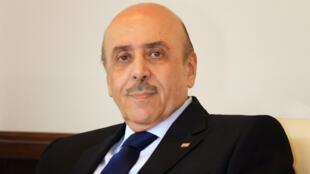 Le chef de la sécurité du gouvernement syrien, le général Ali Mamluk, à Damas, fin juillet 2015.