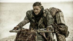 Tom Hardy, en Mad Max version 2015.