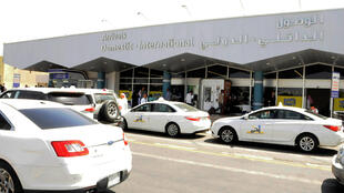 Abha airport in southern Saudi Arabia