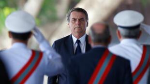 El presidente brasileño Jair Bolsonaro sustentó la decisión de retirarse del Pacto en un asunto de soberanía nacional.