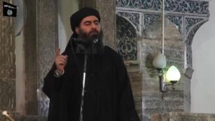 أبو بكر البغدادي، 2014