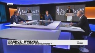 Le Débat de France 24 - mercredi 7 avril 2021