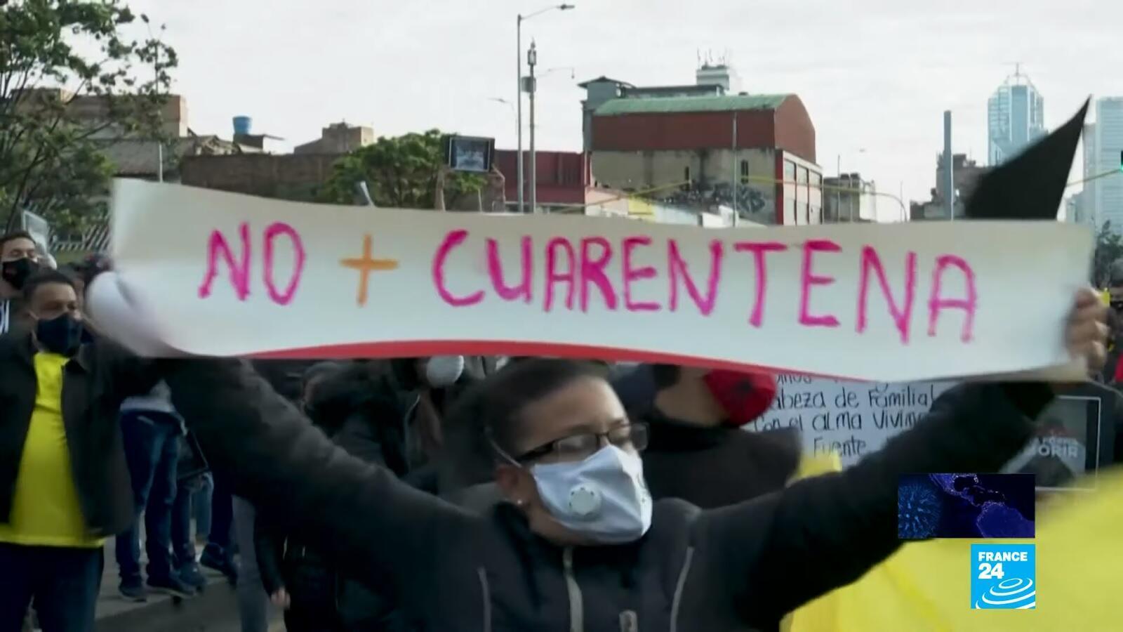 Covid-19 La Semana en América - Fin cuarentena