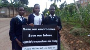 Nakabuye Hilda Flavia se mobilise en Ouganda, pays particulièrement affecté par les catastrophes naturelles.