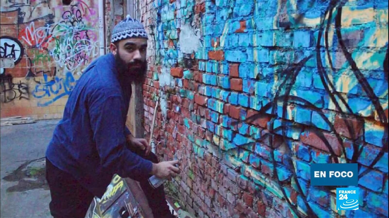 foco - arte Primavera Árabe