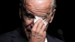 """""""Nunca, creí actuar de manera inapropiada"""", djo Biden sobre las acusaciones."""