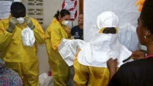 Selon l'OMS, l'épidémie d'Ebola aurait fait près de 5 500 victimes.