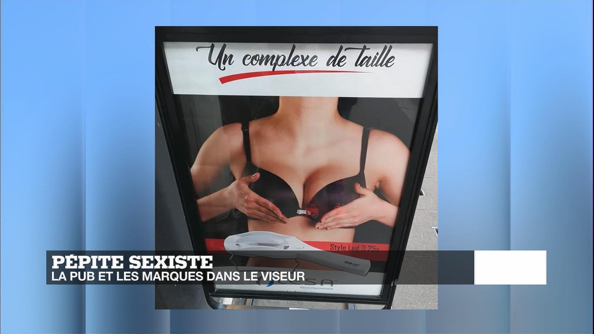 Actuelles - Pépie sexiste