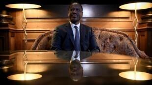 File photo of former Ivorian prime minister Guillaume Soro taken in Paris, January 29 2020.