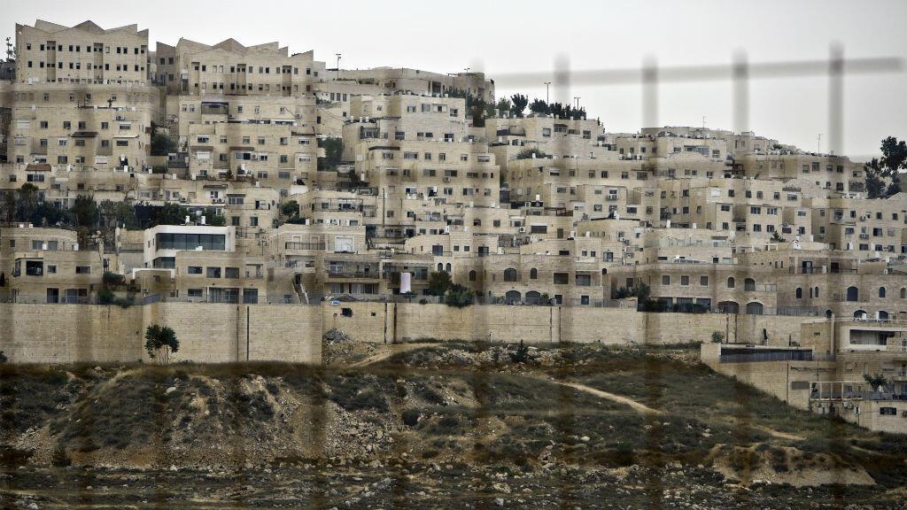 La colonie israélienne de Ramat Shlomo, à Jérusalem-Est, le 5 juin 2014.