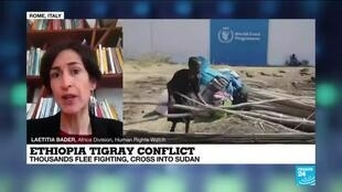 2020-11-29 09:03 Ethiopia Tigray conflict: A humanitarian disaster ?