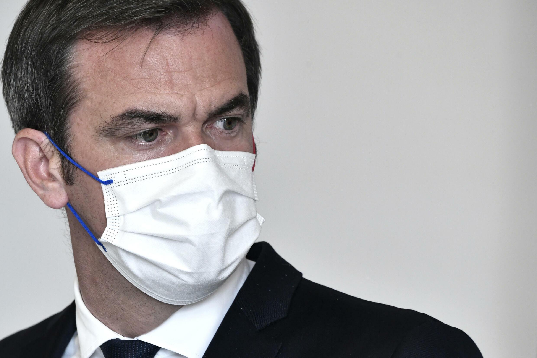 Olivier Véran, ministro de Sanidad francés, en París el 26 de agosto de 2021