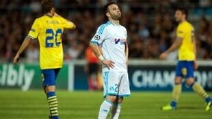 Mathieu Valbuena, à l'issue de leur défaitre contre Arsenal (2-1)