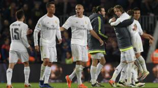 Samedi soir, le Real Madrid s'est imposé sur la pelouse du FC Barcelone.