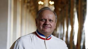 الطاهي الفرنسي الشهير جويل روبوشون