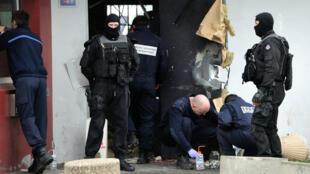 الشرطة الفرنسية تحقق في هروب رضوان فايد. 1 تموز/يوليو 2018.