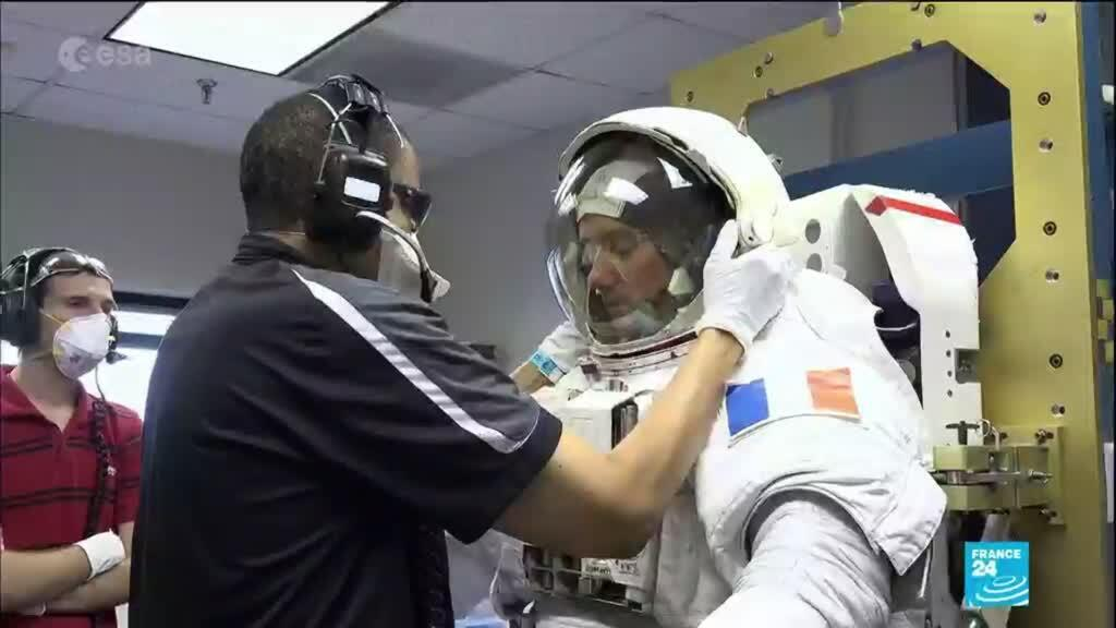 2021-03-17 09:41 French astronaut Thomas Pesquet to command ISS during return visit
