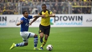 Abdou Diallo has left Borussia Dortmund for French champions Paris Saint-German