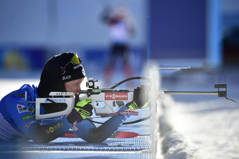 Ana¨s Chevalier-Bouchet biathlon mondiaux