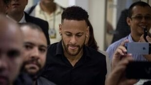 Brazil star Neymar misses the Copa America due to injury but has bigger troubles to worry about after a model accused him of rape