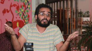 Luaty Beirao, militant de la société civile détenu depuis juin, sera jugé à partir du 16 novembre prochain en Angola.