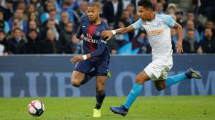 Le PSG s'est imposé à Marseille dimanche 28 octobre 2018 grâce à l'entrée en jeu décisive de Kylian Mbappé.