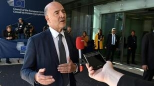 "Economic and financial commissioner, Pierre Moscovici, said fundamental errors had been made in responding to the crisis while chiding Italy for ""euroscepticism and xenophobia"""