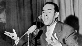 Figure de l'opposition marocaine, Mehdi Ben Barka a été enlevé le 29 octobre 1965 à Paris. Sa disparition reste l'une des affaires politiques les plus importantes du XXe siècle.