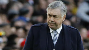 Everton manager Carlo Ancelotti has taken a wage deferral since March
