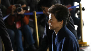 La présidente sud-coréenne Park Geun-Hye a été détestituée le 10 mars 2017.