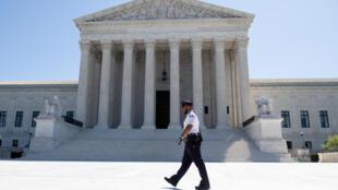 المحكمة العليا في واشنطن بتاريخ 4 أيار/مايو 2020