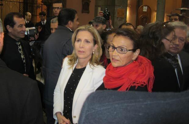 وزيرة السياحة التونسية - صورة عماد بنسعيد 20150321