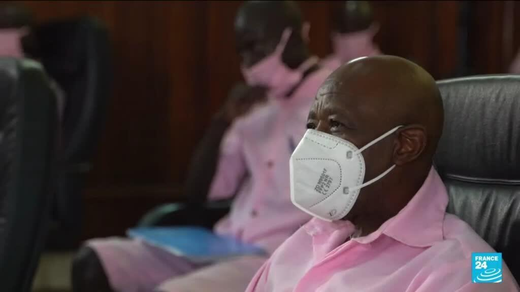 """2021-09-20 10:13 Verdict attendu dans le procès pour terrorisme du héros de """"Hotel Rwanda"""""""