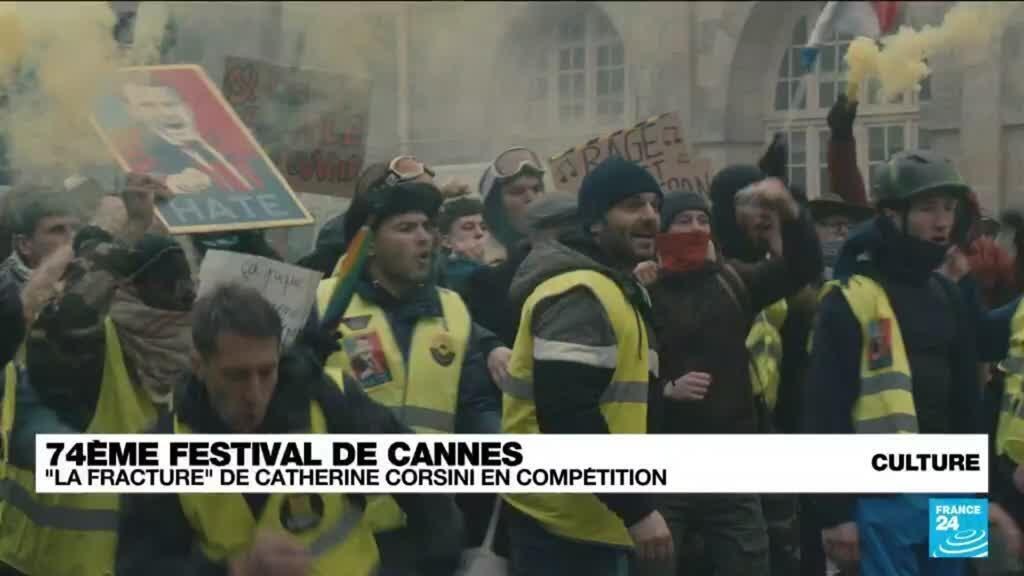 """2021-07-09 14:24 Festival de Cannes : """"La Fracture"""" de Catherine Corsini en compétition"""
