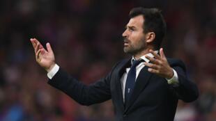 L'entraîneur du FC Bruges, Ivan Leko, figure parmi les nombreuses personnes interpellées.