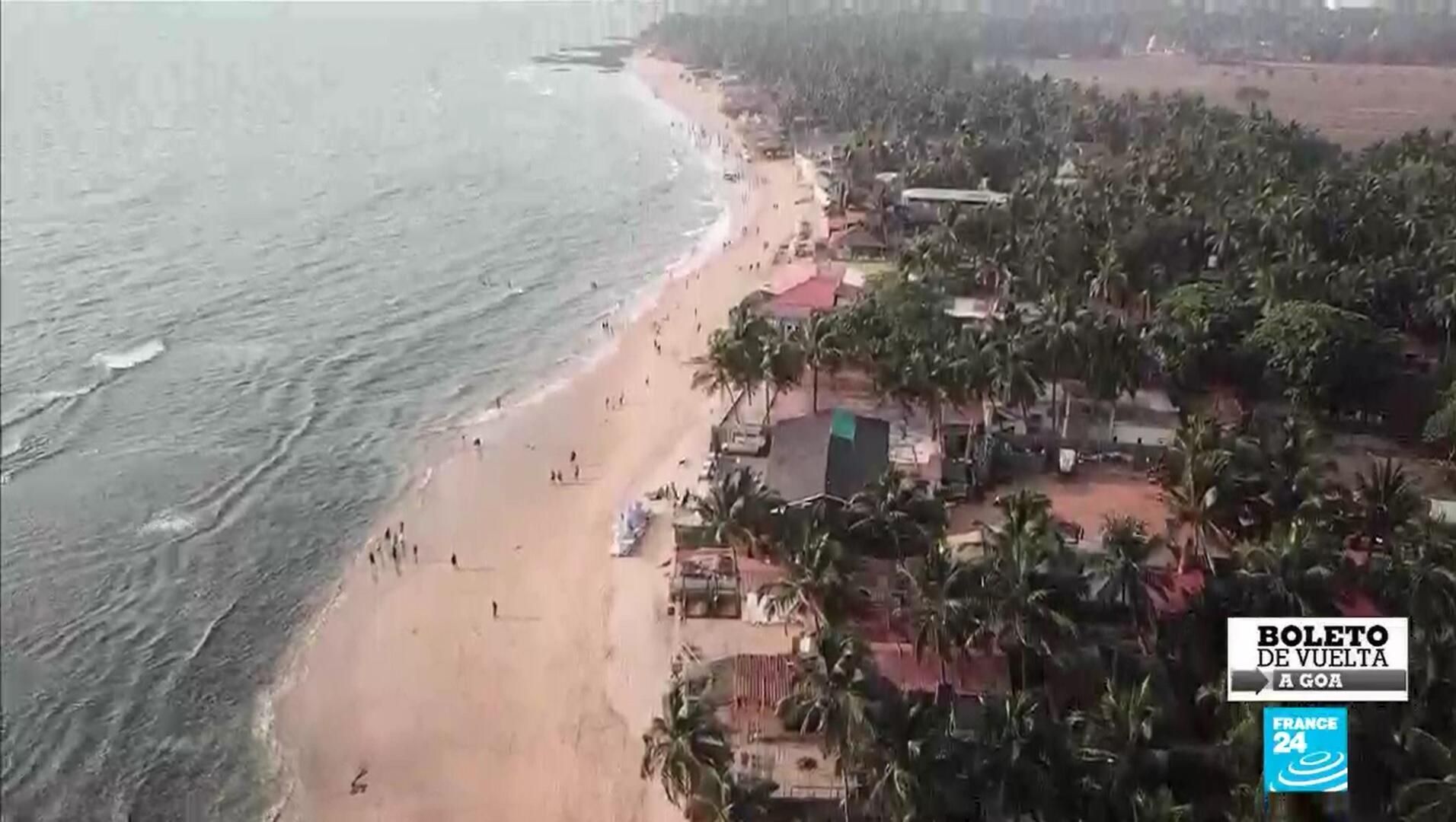 Boleto de Vuelta - Goa