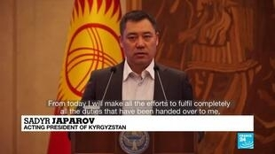 2020-10-16 18:16 Kyrgyzstan crisis: Parliament ends state of emergency as PM consolidates power