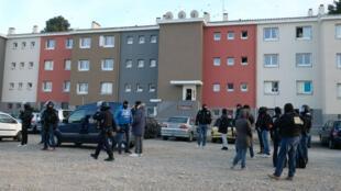 Une perquisition vendredi 23 mars à Carcassonne, à la suite des attaques dans l'Aude.