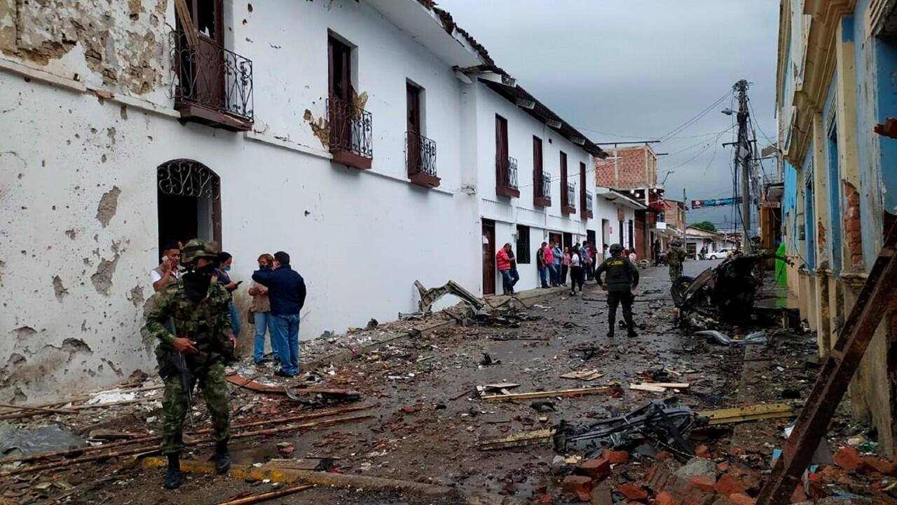 CAUCA COLOMBIA 1