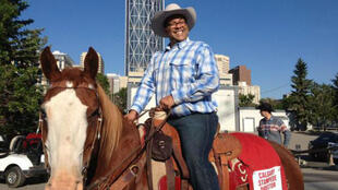 Naheed Nenshi est devenu le premier maire musulman de Calgary.