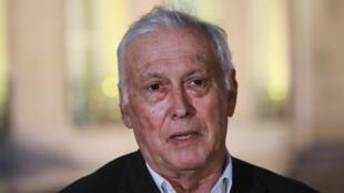 Le professeur Jean-François Delfraissy, président du Conseil scientifique sur le coronavirus.